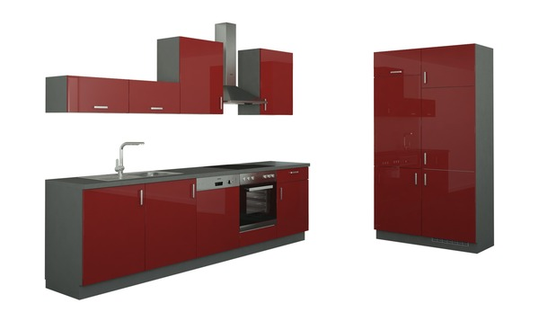 Küchenzeile Ohne Elektrogeräte Von Höffner Für 1399 Ansehen
