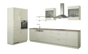 Küchenzeile ohne Elektrogeräte