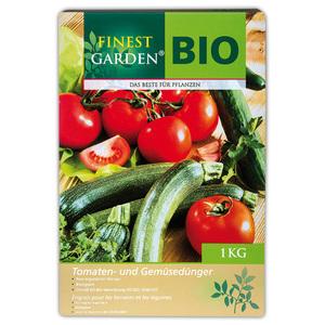 Finest Garden Bio-Tomaten-/ Gemüsedünger