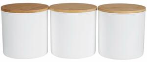 Home Ideas Aufbewahrungsdosen mit Bambusdeckel