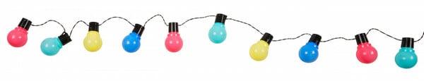 Home Ideas Lichterkette, bunt