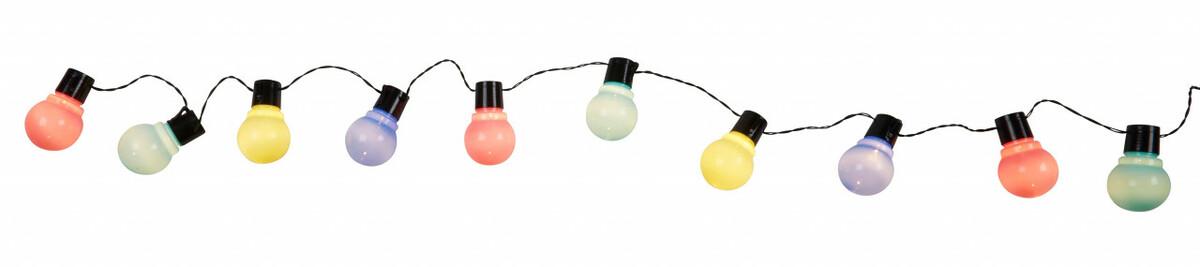 Bild 2 von Home Ideas Lichterkette, bunt