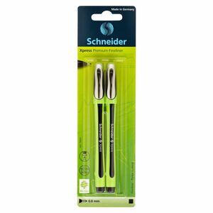 Schneider Xpress Fineliner 2er - 2 Stück