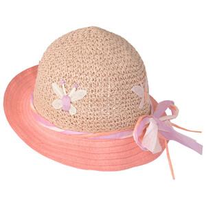 Mädchen Hut mit Schleifenband