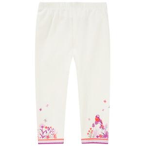 Mädchen Capri-Leggings mit Print