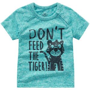 Baby T-Shirt mit Tiger-Motiv
