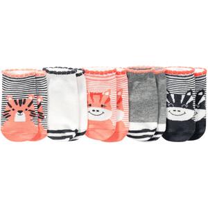 5 Paar Baby Sneaker-Socken