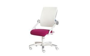 Paidi - Schreibtischstuhl Yvo brombeer/weiß