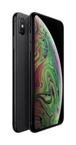 Apple iPhone XS Max mit o2 Free L Boost mit 60 GB spacegrau
