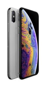 Apple iPhone XS mit o2 Free L Boost mit 60 GB silber