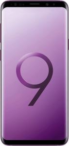 Samsung Galaxy S9+ mit o2 Free S mit 1 GB lila