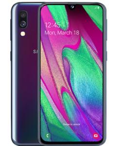Samsung Galaxy A40 mit o2 Free S mit 1 GB