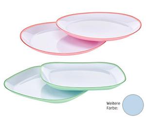 CROFTON®  2 Kunststoff-Teller