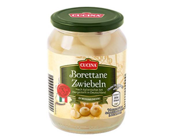 CUCINA®  Borettane Zwiebeln