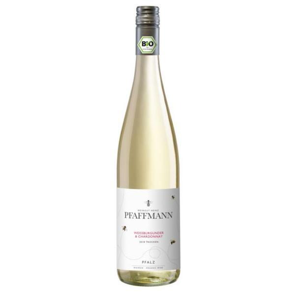 Weingut Heinz Pfaffmann Weissburgunder & Chardonnay 7.99 EUR/1 l