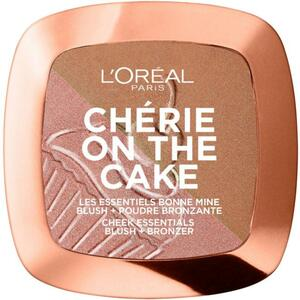 L'Oréal Paris Chérie on the Cake Blush + Bronzer 01 Cherry Fever