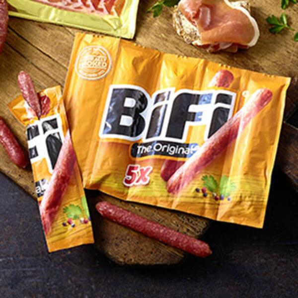Bifi Original jede 5er = 125-g-SB-Packung