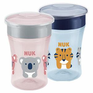 NUK Magic Cup 230ml versch. Designs, jeder Becher