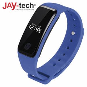 Fitness-Armband BT35 · Schrittzähler, Kalorienverbrauch, Pulsanzeige · Smartphone Benachrichtigungen