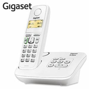 Schnurlos-DECT-Telefon AL225A • Telefonbuch für bis zu 80 Einträge • digitaler Anrufbeantworter