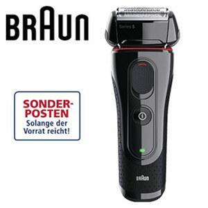 Rasierer Series 5-5030s · Akku-/Netzgerät · Präzisionstrimmer · 100 % wasserfest