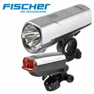 LED-Beleuchtung - 10/20 Lux Lichtleistung, - LED-Lebensdauer ca. 50.000 h, - inkl. Batterien und Halter, StVZO-zugelassen