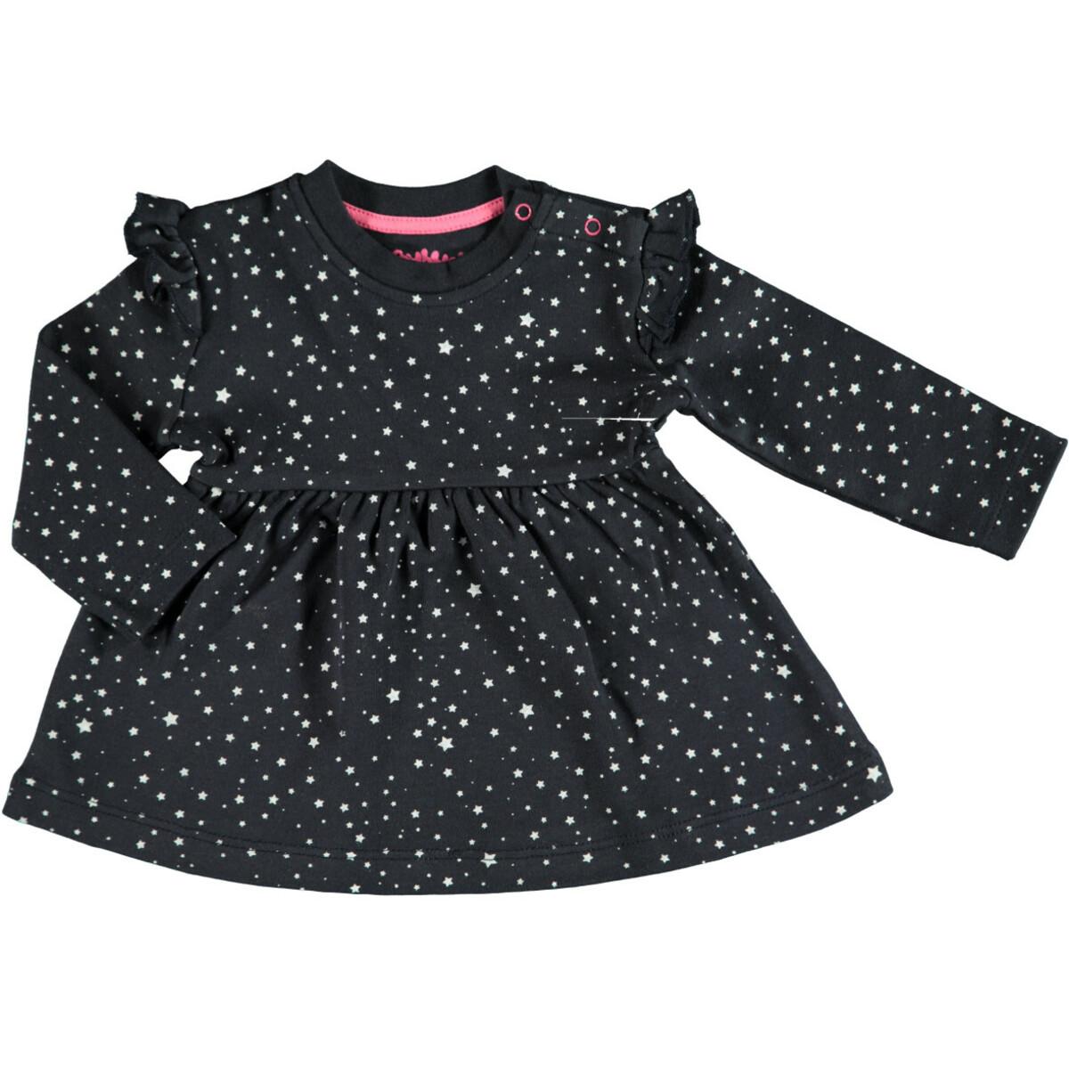 Bild 1 von Baby Mädchen Kleid mit Sterneprint