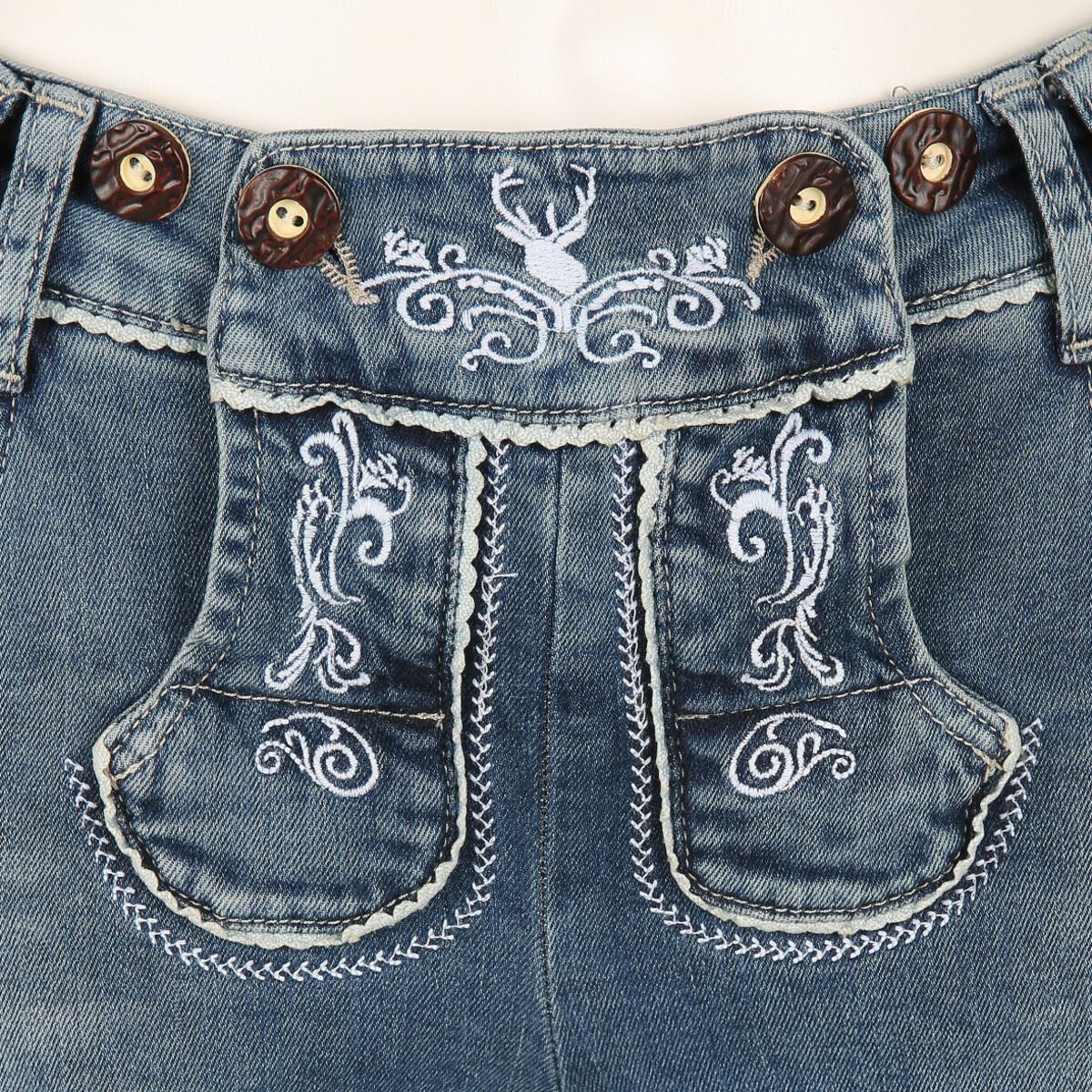 Bild 3 von Damen Jeans im Trachtenlook