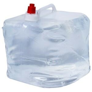 Wasserkanister faltbar 14 Liter Wasservermögen aus Kunststoff
