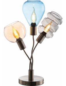 Nino Leuchten Tischleuchte, 3-flammig, »PESARO«