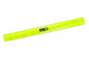 Snap Wrap Schnapparmband | neongelb