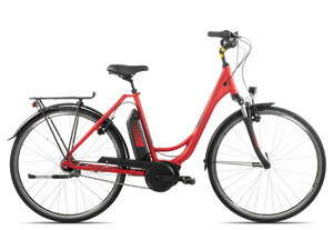 Raleigh Cardiff LB 7 400 Wave 2019 | 47 cm | red matt