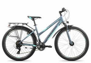 Ciclista Adventure 26 Trapez 2019 | 43 cm | grey black green
