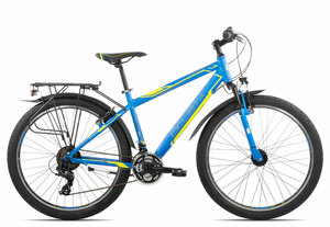 Ciclista Adventure 26 Herren 2019 | 48 cm | blue lime grey