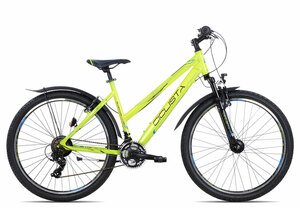 Ciclista Adventure 27.5 Trapez 2019 | 48 cm | lime black blue