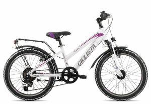 Ciclista Adventure 20 Girl 2019 | 29 cm | white violet grey