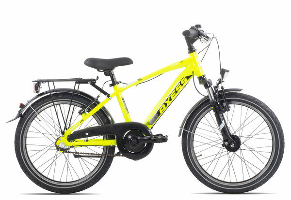 Axess Sporty 3 20 2019 | 30 cm | neon yellow