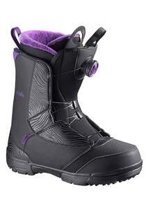 Salomon Pearl Boa - Snowboard Boots für Damen - Schwarz