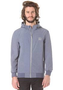 Iriedaily City Flex - Funktionsjacke für Herren - Blau