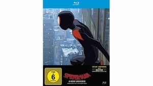 Spider-Man: A new Universe - SteelBook