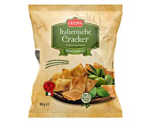 CUCINA®  Italienische Cracker