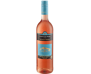 AFRICAN ROCK SELECTION 2018 Pinotage Rosé W.O. Western Cape