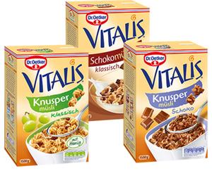 Dr. Oetker VITALIS®  Müsli, 1,5 kg