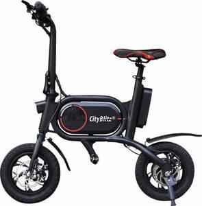 Cityblitz Bike-Scooter - 250 Watt - 36 V Li-Ionen-Akku