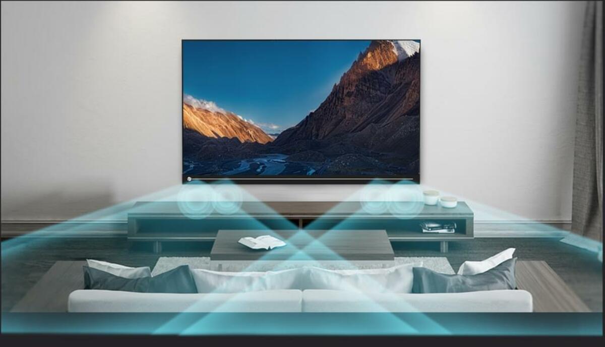 Bild 3 von Chiq 4K Ultra HD LED 139cm (55 Zoll) U55G6000 Smart TV, Triple Tuner, HDR, Energieklasse A