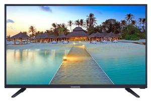 Chiq Full HD TV LED40E4000ST2, 100,3 cm (39.5 Zoll), 1920 x 1080 Pixel, DVB-C,DVB-S,DVB-S2,DVB-T,DVB-T2, Schwarz