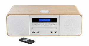 Thomson MIC201IDABBT Micro System BT/CD/MP3/USB/DAB+, 60 Watt