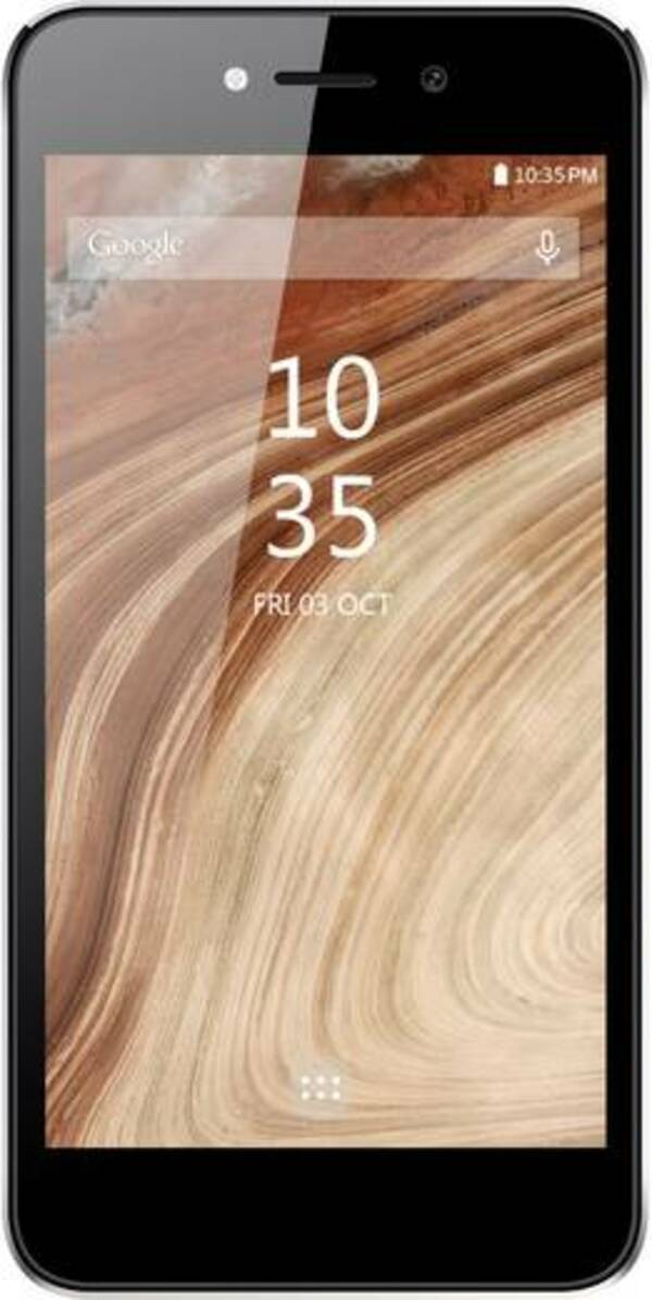 Blaupunkt SL04 Smartphone in Grau