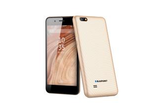 Blaupunkt SL04 Smartphone in Gold