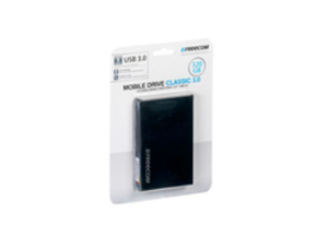 Freecom Mobile Drive Classic 3.0 - Festplatte - 500 GB - extern ( tragbar ) - 6.4 cm ( 2.5